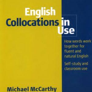 دانلود کتاب انگلیسی English Collocations in Use