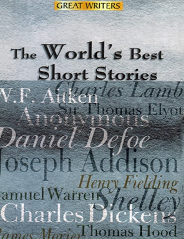 مجموعه داستان The world's best short stories